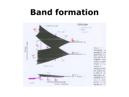Band formation
