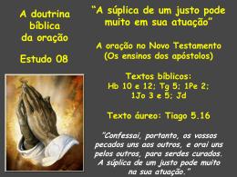 Textos bíblicos - Prazer da Palavra