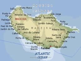 Regiao Madeira