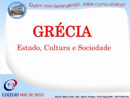 Grécia - Colégio Mãe de Deus