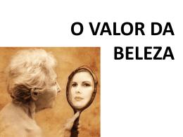 Valor_Beleza