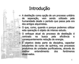 EBO-Destilação