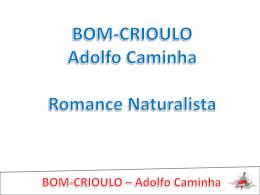 Bom-Crioulo UFMG