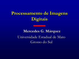 CG-Imagens Digitais - UEMS - Universidade Estadual de Mato