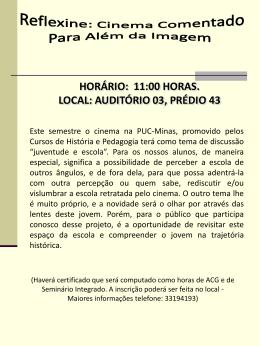 Slide 1 - PUC Minas