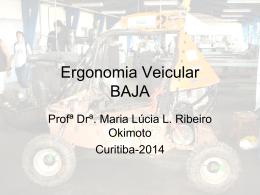 Ergonomia Veicular 2014 baja