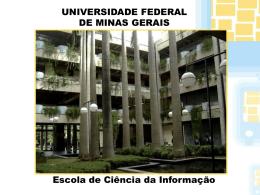 Introdução - Bogliolo - Universidade Federal de Minas Gerais