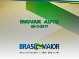 Apresentação - Inovar Auto