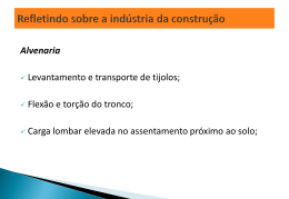 Refletindo sobre a Indústria da Construção - Sinduscon-PR