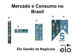 Mercado e Consumo no Brasil
