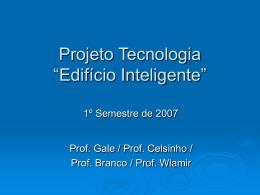 ProjetoTecnologia_1oSemestre2007