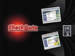 Diferenciais do Auto Garantido Checkauto