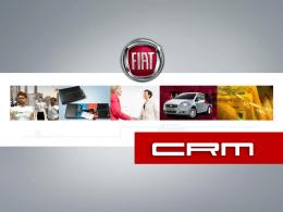 O QUE É CRM? - Portal B2B FIAT