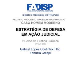 limite temporal da causa - Gabriel Lopes Coutinho Filho