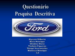 Apresentação ford2