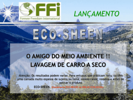 eco-sheen. - Negociol.com