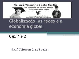 301- Globalização, as redes