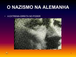 chegada de Hitler ao poder