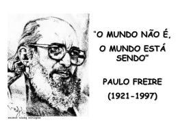 PAULO FREIRE, 2003, p. 128