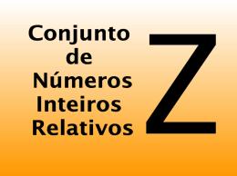 Números Inteiros - Matemática por Christiane Kumbartzki