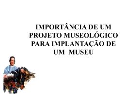Palestra: Museu Nacional de Enfermagem do Brasil Ana Néri