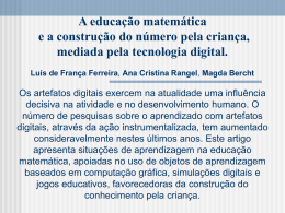 Ana Cristina Rangel - CINTED - Centro Interdisciplinar de Novas