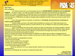Apresentação - PSDB-SP