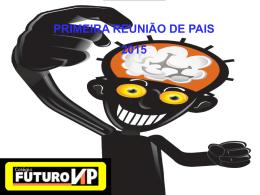 1_Reuniao VP 2015 – Recreio – Ed. Infantil