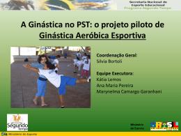 Katia Lemos - Ministério do Esporte
