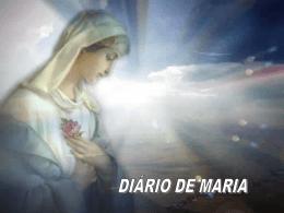DIARIO DE MARIA