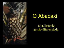 O Abacaxi - Sim Fiel