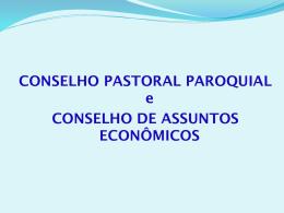 CPP E CAE - Evangeliza Cascavel