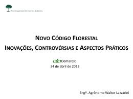 Apresentação novo código florestal Tela Cheia2