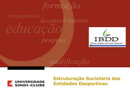 As Associações no Novo Código Civil - IBDD