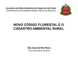 Secretaria Estadual Meio Ambiente Diretor Fábio Campos 18
