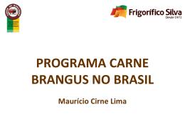 Programa de Carne Brangus
