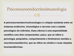 psiconeuroendocrinoimunologia pnei