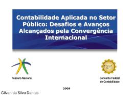 Palestra Processo de Convergências na área pública