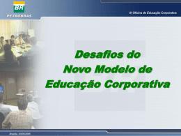 Desafios do Novo Modelo de Educação Corporativa