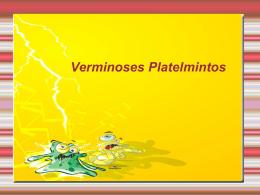 Verminoses-Platelmintos