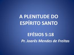 CHEIOS DO ESPÍRITO SANTO Ocorrências no Novo