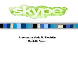 O que é Skype