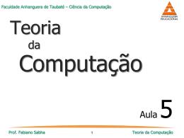 Máquinas - fabianosabha.com.br