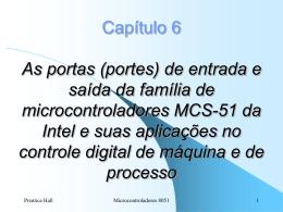 LIVRO 8051 BAIXAR MICROCONTROLADOR