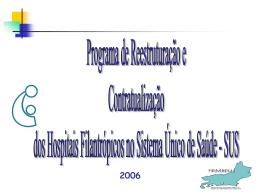 Tema: Aspectos Jurídicos do Programa