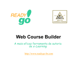 ReadyGo Web Course Builder