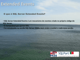 Extended Events