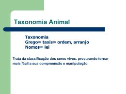 TAXONOMIA1