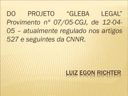 Luiz Egon Richter