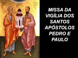 27/06/2015 - Diocese de São José dos Campos